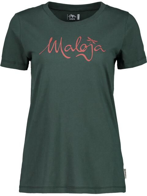Maloja SandraM. T-Shirt Women pinetree